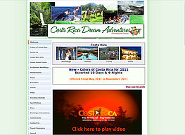 Costa Rica Travel - wholesale and retail