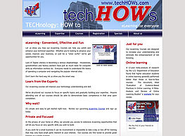 Online technical training programs
